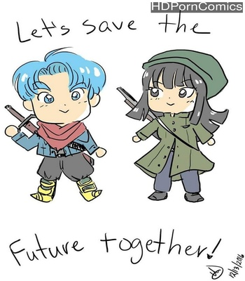 Porn Comics - Let's Save The Future Together 1