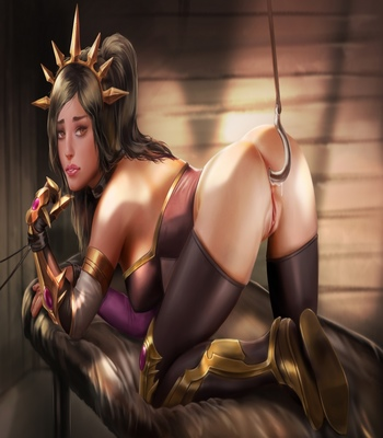 Li-Ming 12 free sex comic