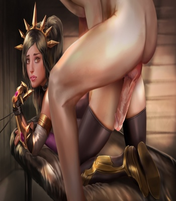 Li-Ming 13 free sex comic