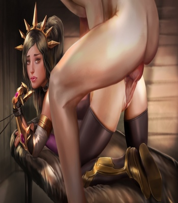 Li-Ming 14 free sex comic