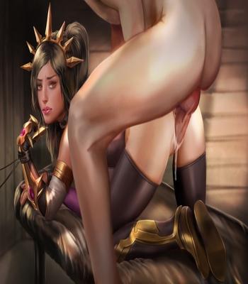 Li-Ming 15 free sex comic