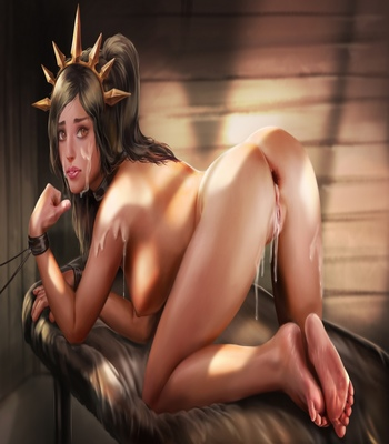 Li-Ming 25 free sex comic