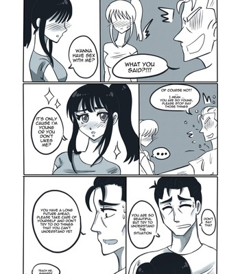 Like The First Time comic porn sex 006
