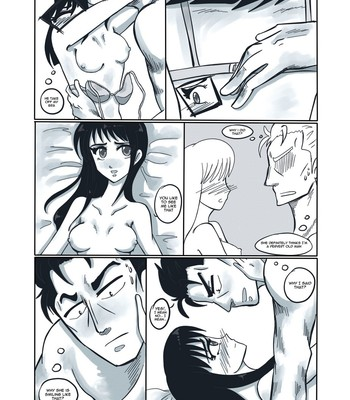 Like The First Time comic porn sex 014