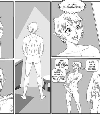 Link's Dream comic porn sex 002