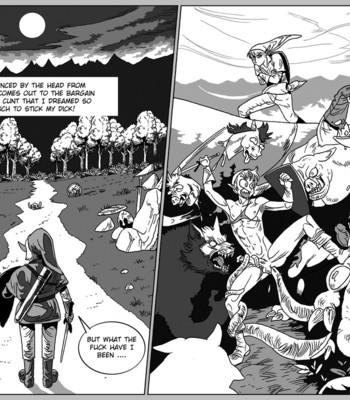 Link's Dream comic porn sex 005