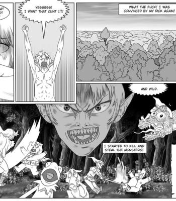 Link's Dream comic porn sex 006