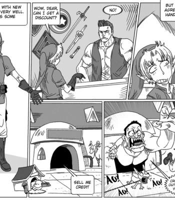 Link's Dream comic porn sex 008
