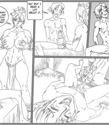 Link's Dream comic porn sex 011