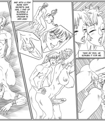 Link's Dream comic porn sex 014
