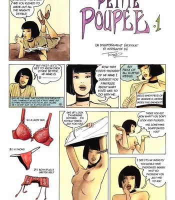 Porn Comics - Little Doll 1