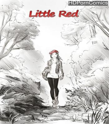 Porn Comics - Little Red