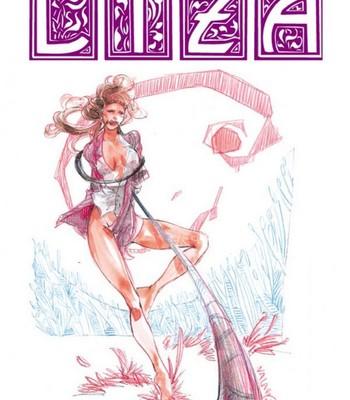 Porn Comics - Liza 1