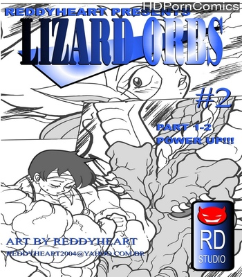 Porn Comics - Lizard Orbs 2 – Power Up