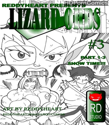 Porn Comics - Lizard Orbs 3 – Show Time