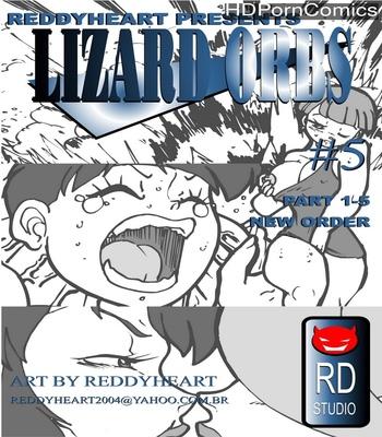 Porn Comics - Lizard Orbs 5 – New Order