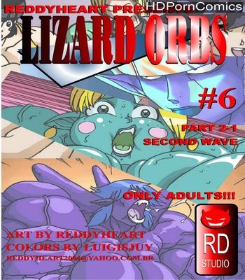 Porn Comics - Lizard Orbs 6 – Second Wave
