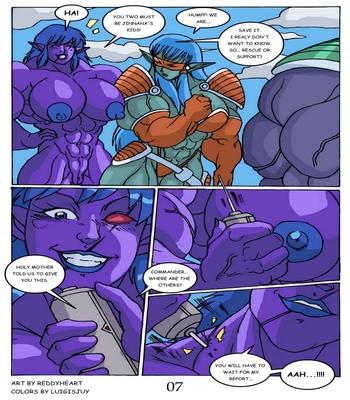 Lizard-Orbs-6-Second-Wave 7 free sex comic