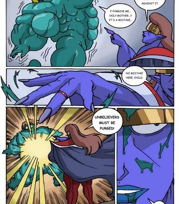 Lizard Orbs 6 – Second Wave comic porn