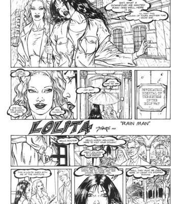 Porn Comics - Lolita – Rain Man