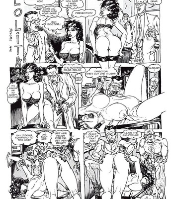 Porn Comics - Lolita – With Doctors