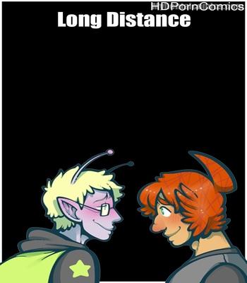 Porn Comics - Long Distance
