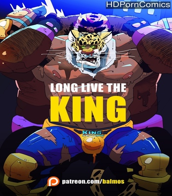 Porn Comics - Long Live The King 1