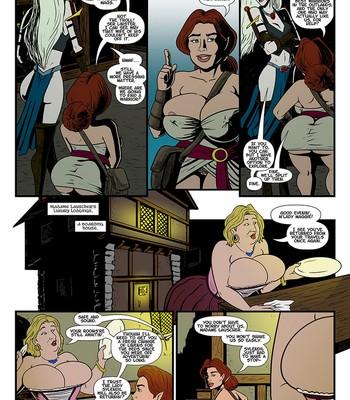 Lost Fortunes - Mercenaries 2 comic porn sex 004