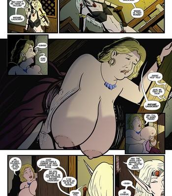 Lost Fortunes - Mercenaries 2 comic porn sex 010