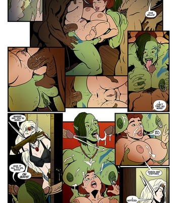 Lost Fortunes - Mercenaries 2 comic porn sex 011