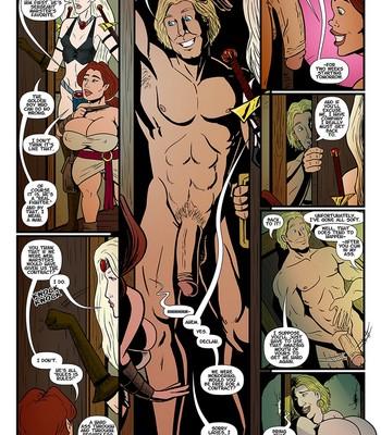 Lost Fortunes - Mercenaries 2 comic porn sex 013