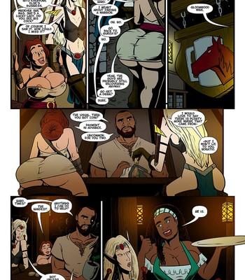 Lost Fortunes - Mercenaries 2 comic porn sex 014