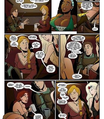 Lost Fortunes - Mercenaries 2 comic porn sex 015