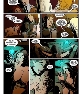 Lost Fortunes - Mercenaries 2 comic porn sex 017