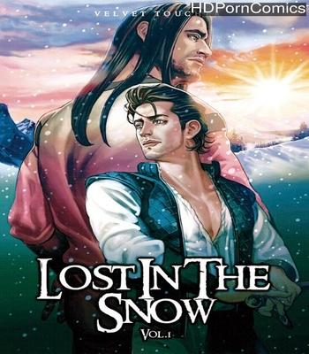 Lost In The Snow comic porn