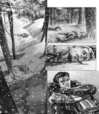 Lost-In-The-Snow 2 free sex comic