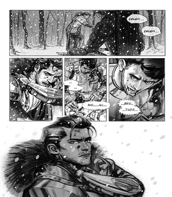 Lost-In-The-Snow 3 free sex comic