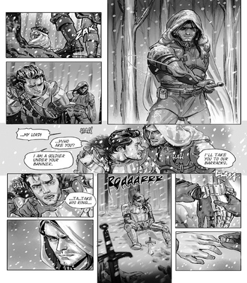 Lost-In-The-Snow 5 free sex comic