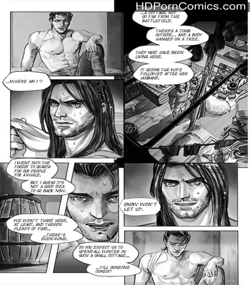 Lost-In-The-Snow 11 free sex comic