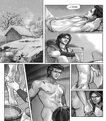 Lost-In-The-Snow 14 free sex comic