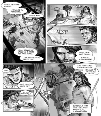 Lost-In-The-Snow 19 free sex comic