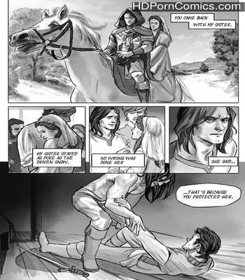 Lost-In-The-Snow 21 free sex comic