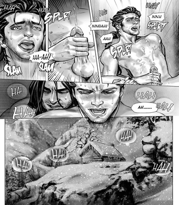 Lost-In-The-Snow 35 free sex comic