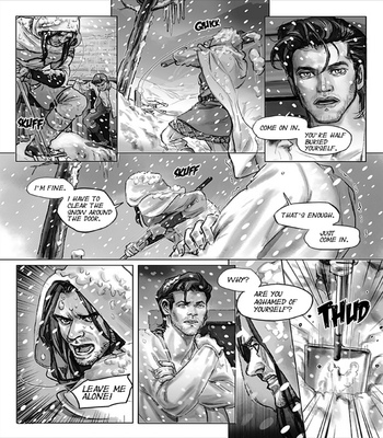 Lost-In-The-Snow 37 free sex comic
