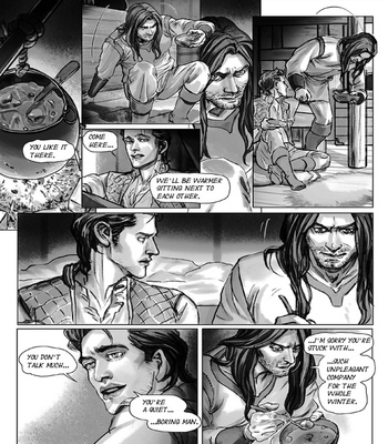 Lost-In-The-Snow 48 free sex comic