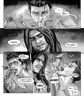 Lost-In-The-Snow 52 free sex comic