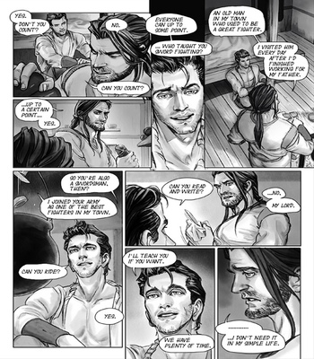 Lost-In-The-Snow 57 free sex comic