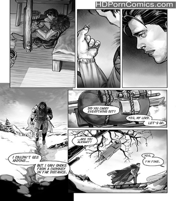 Lost-In-The-Snow 111 free sex comic