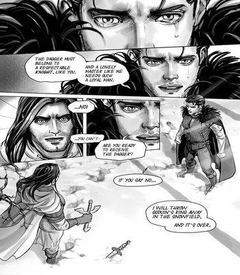 Lost-In-The-Snow 123 free sex comic