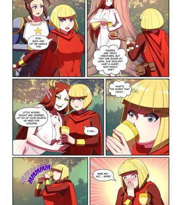 Lost In The Woods comic porn sex 007